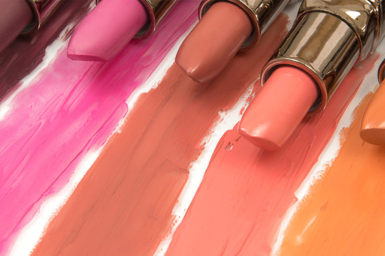 Lipstick Molding